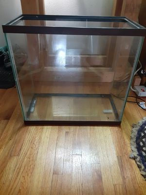 15 gallon tall aquarium fish tank for Sale in Saint Paul, MN