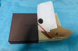 Louis Vuitton Office | Louis Vuitton Mini Orange Gold Agent Ballpoint Pen | Color: Gold/Orange for Sale in Silver Spring, MD