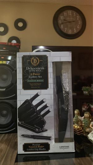 Delmknicons kitches 6 piece for Sale in Las Vegas, NV