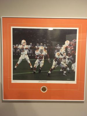 UT Peyton manning painting for Sale in Knoxville, TN