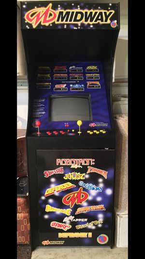 Midway 12 in 1 classic arcade game for Sale in Bothell, WA