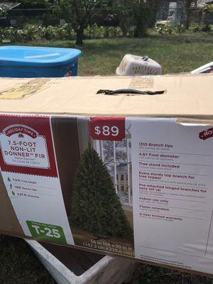 Christmas tree for Sale in Wahneta, FL