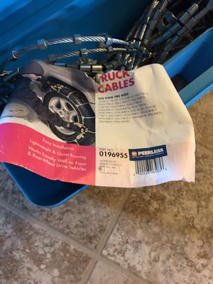 Cable chains for Sale in Pasco, WA