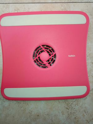 Microsoft & Belkin 2 Laptop Notebook Cooling Pads Bases for Sale in Las Vegas, NV