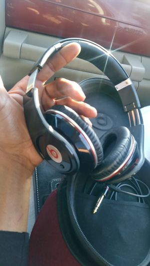 Dre Beats Studio Headphone Adaptive Noise Canceling B0500 for Sale in Denver, CO