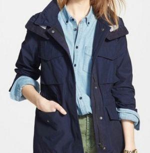 Madewell Fieldwalk Hooded Jacket for Sale in Sacramento, CA