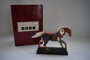 Painted Ponies Collection Figurines Collectables Glass Horses for Sale in Chandler, AZ