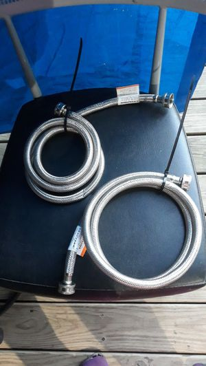 Washer n dryer hook ups $20 all for Sale in Columbus, OH
