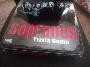 Sopranos board game for Sale in Las Vegas, NV