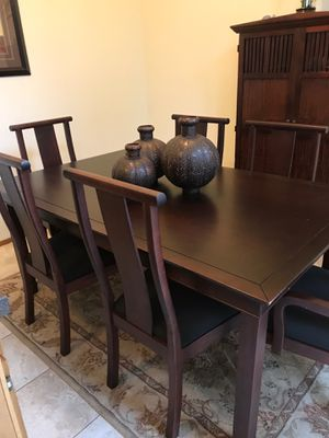 Real wood Dining Table for Sale in Kirkland, WA