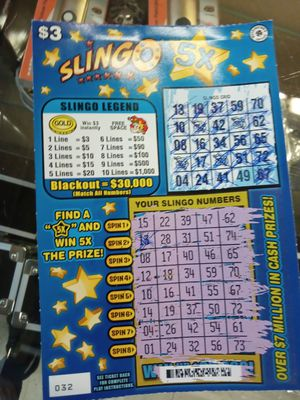 $1000 WINNING SCRATCHER FOR $850 for Sale in Seattle, WA