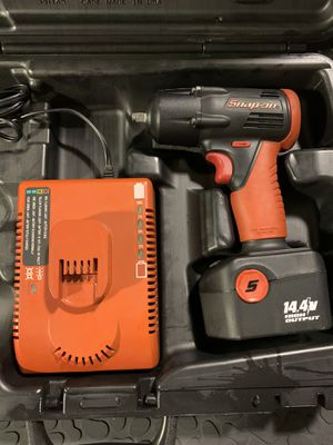 """SnapOn 3/8"""" Cordless Impact for Sale in Mansfield, OH"""