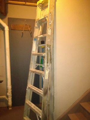 8' Werner ladder for Sale in Cleveland, OH