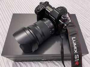 PANASONIC LUMIX S1R $3500 for Sale in Fairfax, VA