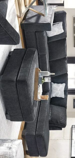 IN STOCK FAST DELIVERY Altari Slate RAF Sectional for Sale in Silver Spring, MD