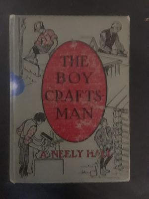 "1905 ""The Boy Craftsman"" guide book for Sale in Tacoma, WA"