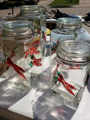 Glass containers for Sale in Crowley, TX