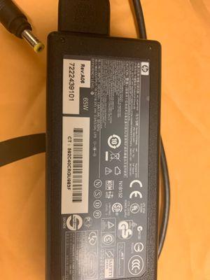 HP 65W 18.5V 3.5Amp laptop adapter for Sale in Vestavia Hills, AL