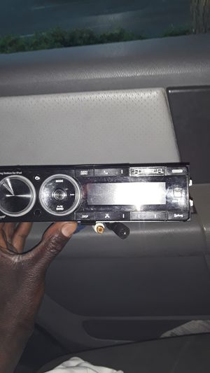 Dual ipod bluetooth preamp car stereo for Sale in Fresno, CA