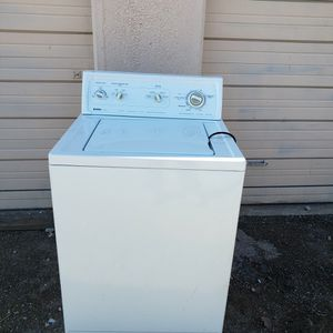 Kenmore Washer big Capacity (for Sale) for Sale in Garland, TX
