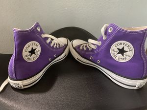 Converse high tops. Unisex for Sale in Smyrna, TN