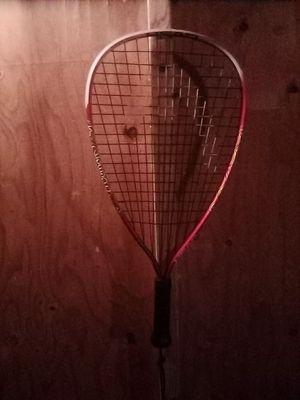 Head nano titanam tennis racket for Sale in Covina, CA
