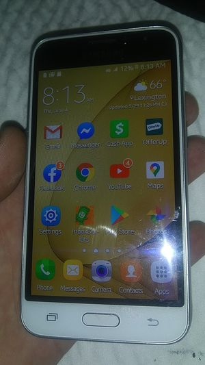 At&t Samsung Galaxy Express 3 go phone for Sale in Lexington, KY