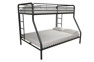 Twin size over full size bunk bed for Sale in Alexandria, VA