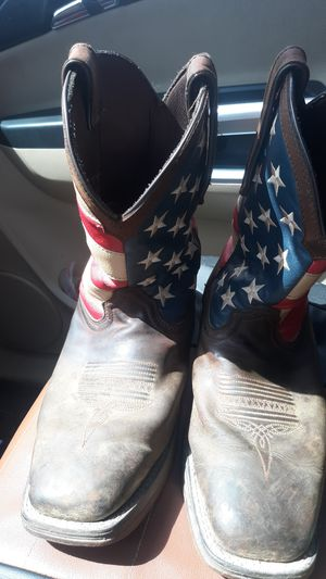 Durango boots rebel adition for Sale in Dundee, FL