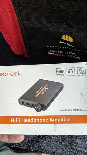 Neoteck HiFi headphone amplifier for Sale in Salt Lake City, UT
