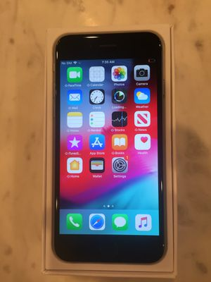 UNLOCKED IPHONE 6 64 GB for Sale in Duluth, GA