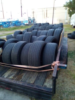 16ft utility trailer with tires for Sale in Houston, TX