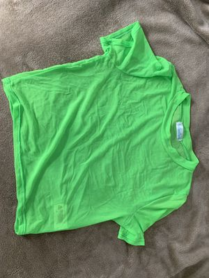 NEON GREEN MESH TOP RAVE for Sale in Tampa, FL