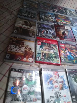 PS3 bundle of trade for Sale in Oakland, CA