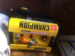 Champion generator for Sale in Swedesboro, NJ