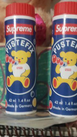 Supreme Pustefix Bubbles for Sale in Rosemead,  CA