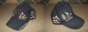 Navy Blue Walt Disney Through The Years Baseball Cap Hat for Sale in Grand Saline, TX