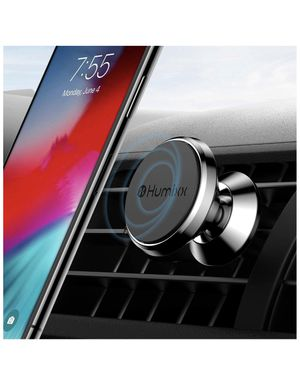 Magnetic Phone Mount for Car, Humixx Upgrated Gravity Hands-Free Super Magnetic Car Air Vent Phone Holder Compatible with iPhone SE 11 Pro Max XR Xs for Sale in Anaheim, CA