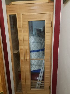 2 Person Infrared Sauna for Sale in Beaverton, OR