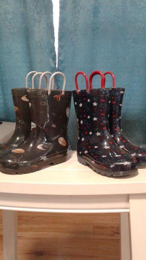 Kids Light-Up Rain Boots for Sale in Alafaya, FL