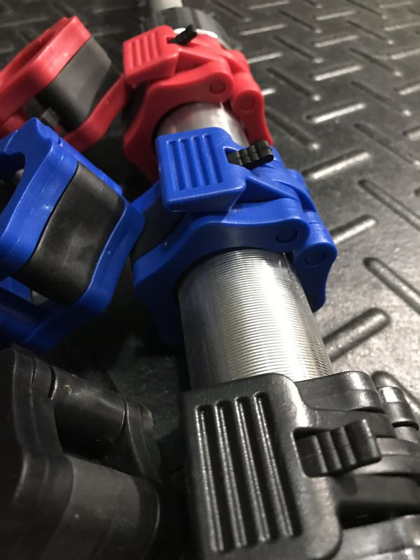 Clamps , Collars , Clips , Lock-Jaw for Barbells