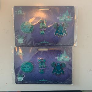 Disney Main Attraction Series 10/12 Haunted Mansion Pins - Brand new for Sale in Los Angeles, CA