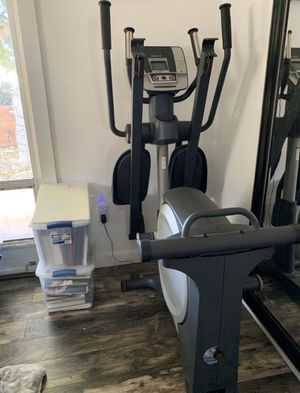 Elliptical Space-Saving for Sale in San Marcos, CA