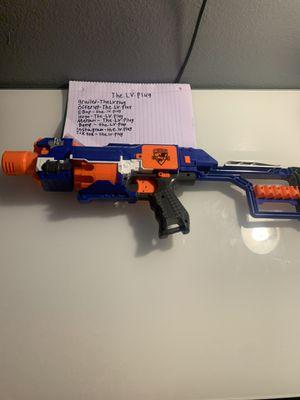 nerf gun for Sale in Henderson, NV