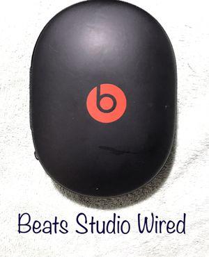 Dre Beats Studio Headphones for Sale in Murrieta, CA