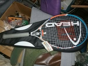 """Wilson"" tennis racket with ""Head"" tennis racket bag for Sale in Reidsville, NC"