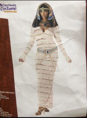 "Mummy Costume ""size: S"" halloween for Sale in Mission Viejo, CA"