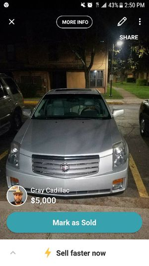 03 Cadillac cts for Sale in OH, US