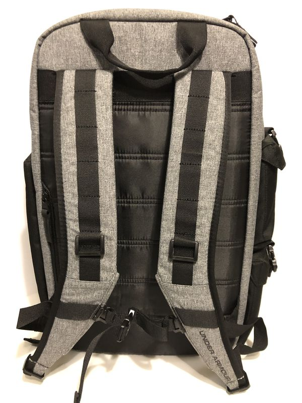 Under Armour Project Rock backpack