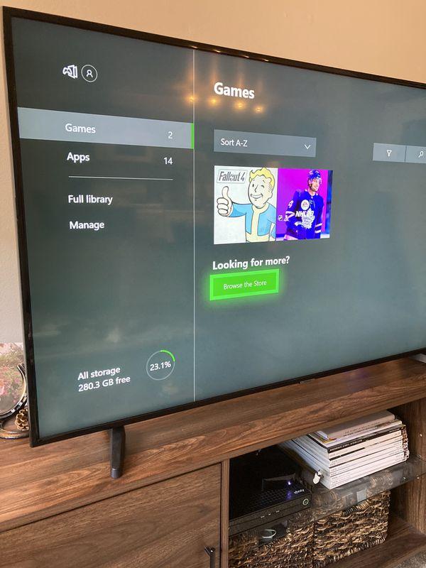 XBOX One S 500GB + optional 7 game bundle